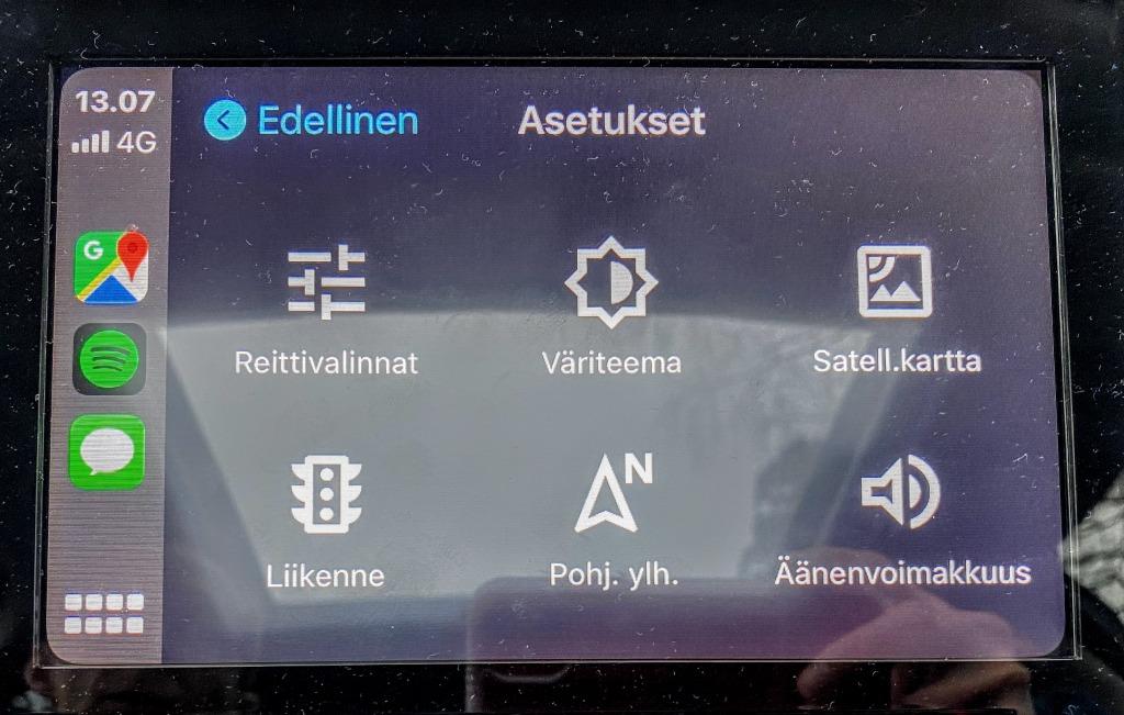 Subaru Starlink Spotify App